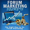Thumbnail Forum Marketing Secrets Video Course with MRR