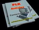 Thumbnail PLR Artilces - Chiropractors Pack