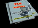 Thumbnail PLR Artilces - Allergy Relief Pack