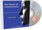 Thumbnail Power of Concentration Audiobook RR MRR