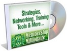 Thumbnail Membership Millionaire with Resale Rights