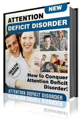 Product picture How to Conquer Attention Deficit Disorder! with MRR