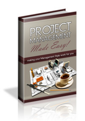 Product picture Project Management Made Easy with MRR