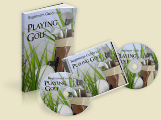 Product picture Beginners Guide to Playing Golf Audio Book with MRR