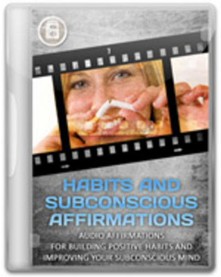 Product picture Breaking Habits Affirmations Audios with MRR