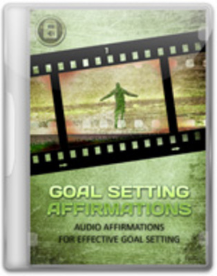 Product picture Goal Setting Affirmations Audios with MRR