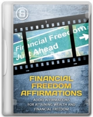 Product picture Financial Freedom Affirmations Audios with MRR