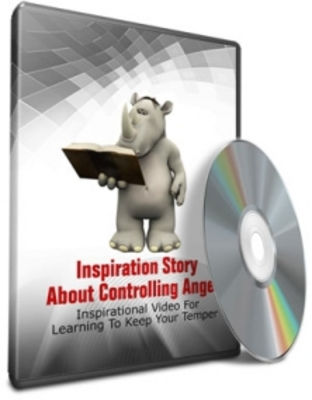 Product picture Inspirational Stories Video - Controlling Anger with Resale