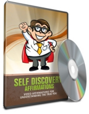 Product picture Affirmations Video - Self Discovery with Resale Rights