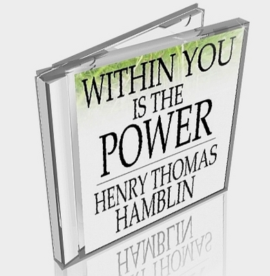 Product picture Within You Is The Power AUdiobook by Henry Thomas Hamblin MR