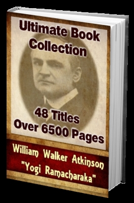 Product picture William Walker Atkinson PDF Book Collection 48 Titles with M
