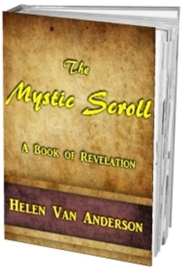 Product picture The Mystic Scroll by Helen Van Anderson with MRR