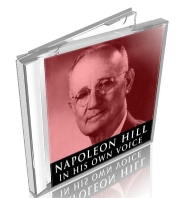 Product picture Napoleon Hill In His Own Voice Audios with MRR