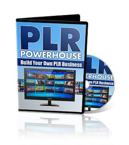 Product picture PLR PowerHouse with Resale Rights