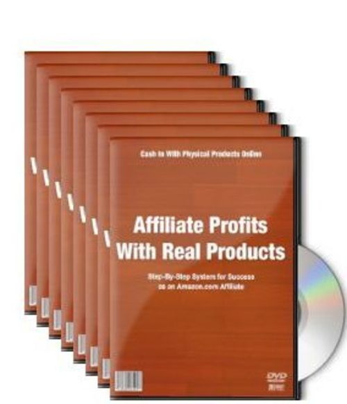 Product picture Paul Counts Affiliate Profits With Physical Products Course