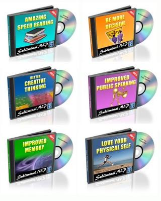Product picture 6 Subliminal NLP Audios MRR